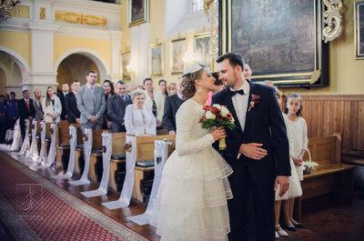 Piłkarski akcent na ślubie! Nie przegap!
