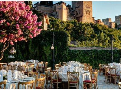 Los 8 mejores cármenes y palacios para bodas de Granada