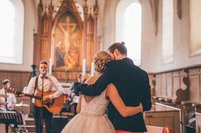 Die passende Musik für Ihre Hochzeit – Geheimtipps von deutschen Live Bands & Musikern