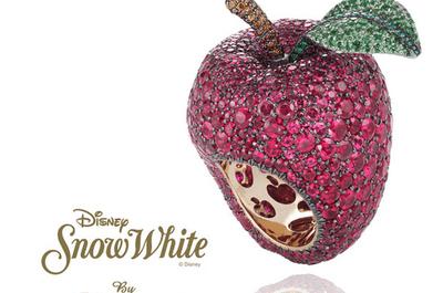 Joyas Chopard inspiradas en las princesas de Disney