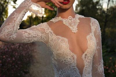 Berta Bridal 2015: najnowsza kolekcja sukien ślubnych!
