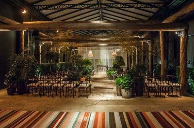Dica imperdível para noivos de São Paulo: 1ª Mostra Gardens Decor & Jovens Talentos