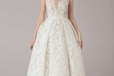 La sensualidad de los vestidos de novia de Anna Kara 2015: ¡una colección mágica!