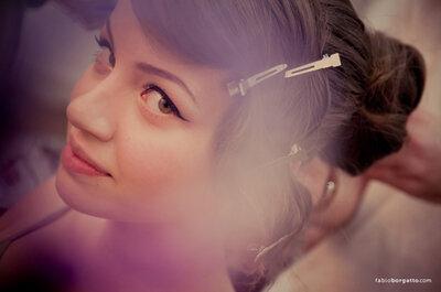 Delineador: olhar marcante e visual ultra feminino para a make do casamento