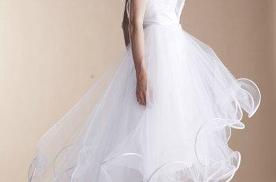 Sélection de robes de mariée Suzanne Ermann 2013