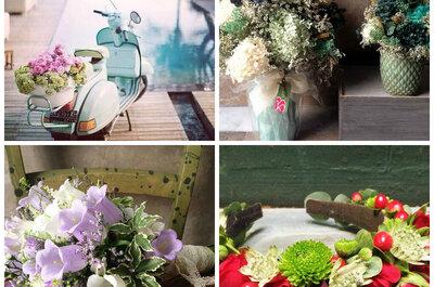 Las 10 mejores floristerías para bodas de Barcelona