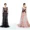 Vestidos de fiesta colección Crucero 2015 de Marchesa