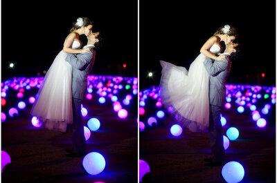 Fotos felizes: momentos únicos de casamento