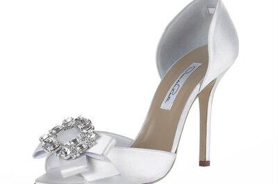 Scarpe Sposa Oscar de la Renta Bridal 2013