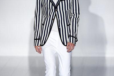 Tendances Milan Fashion Week 2015: Pour des hommes plein d'audace