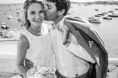 Chloé + Federico : Un beau mariage franco-espagnol à Ibiza