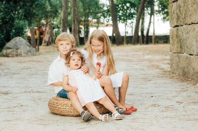 25 razões porque os seus irmãos são tão importantes