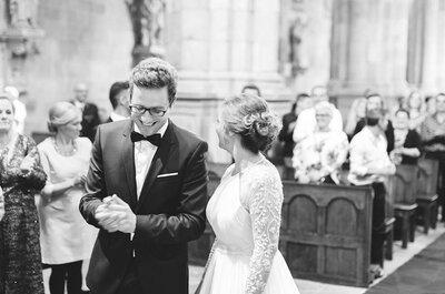 Truques para a fotografia de casamento perfeita: pose, postura e dicas.