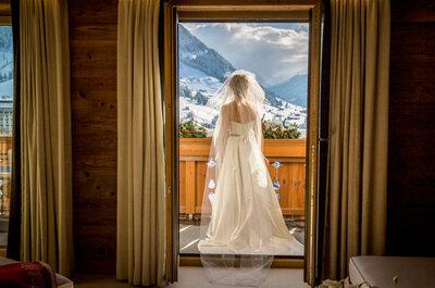 Leonora e Dario Mazzoli Wedding Photographers: scatti di amore eterno