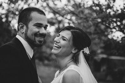 Le joli mariage franco-brésilien d'Anne-Sophie et Carlos organisé... Depuis la Chine !