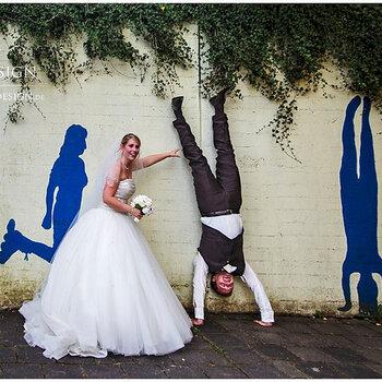 Así son los novios divertidos: Estas fotos te sacarán más de una sonrisa