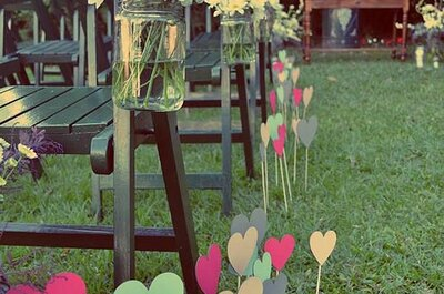 7 ideas extraordinarias para decorar tu boda en 2016