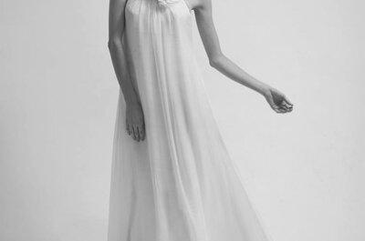 Vestidos de novia 2017: Las mejores tendencias de la próxima temporada