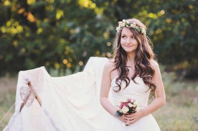 5 claves en belleza para novias que te harán lucir radiante ¡apúntate la 4!