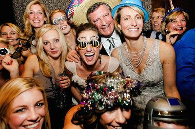 Las 10 quejas más comunes que tienen los invitados de boda: Que no te pase