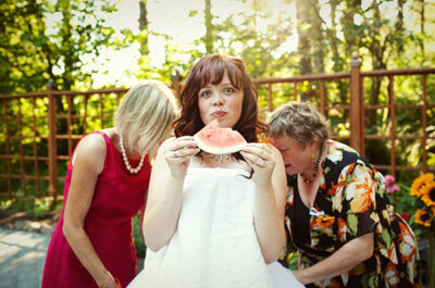 5 Wedding Nutrition Tips for a Healthy & Fit Bride