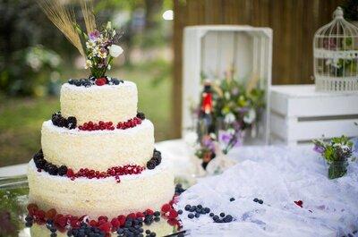 6 modi di rivoluzionare la wedding cake che lasceranno tutti a bocca aperta!