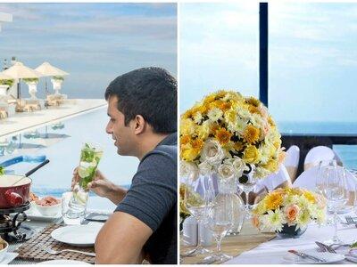 Romantische Flitterwochen oder DIE perfekte Destination Wedding im Kingsbury Hotel!