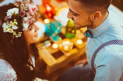 Como fazer um casamento piquenique personalizado e inesquecível em 2016!