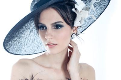 Chapéu: o acessório ideal para convidadas de um casamento ultra elegante