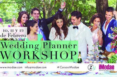 IMODAE te regala una beca para su Wedding Planner Workshop