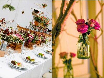 ¿Cómo decorar tu matrimonio en rosa? ¡Ideas para deslumbrar con tu decoración!