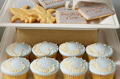 Cupcakes: the Bite-Sized Wedding Cake Option