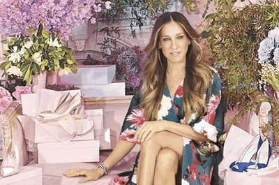 Sarah Jessica Parker y su estilo para zapatos de novia ¡descubre una colección personalizada!