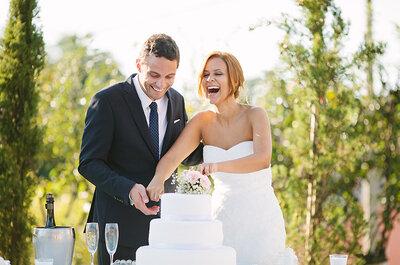 Doces diferentes em dia de casamento: surpreendam os vossos convidados!