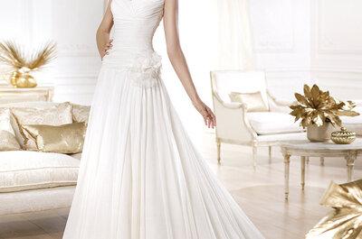Vestidos de novia 2014 de Pronovias colección