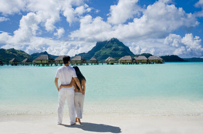 Organiza tu luna de miel con Madox Viajes en 1001 Bodas