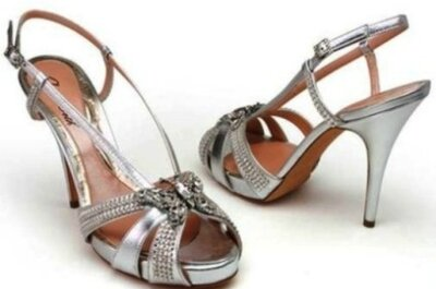 Stunning butterfly bridal shoes just like Pippa Middleton!