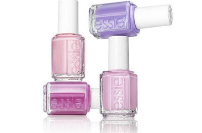 Románticos colores de uñas para novias colección Essie 2013