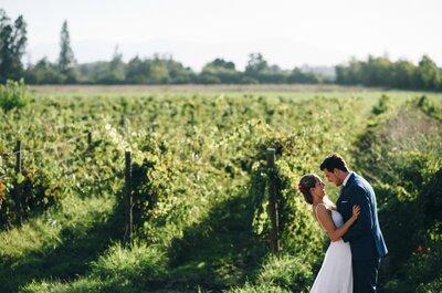 ¿Cómo escoger el mejor lugar para tu matrimonio? ¡25 aspectos a tener en cuenta!