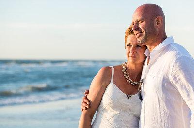 De bruiloft van Paulo en Gerdien in Ibiza stijl: een prachtig feest!