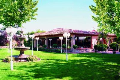 Profesionalidad y elegancia para una boda de diez en el restaurante Fuentearcos