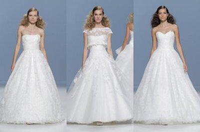 """""""La vie en rose"""": vestidos de novia Cymbeline 2015 – BBW"""