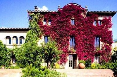 Lugares para bodas en el Mediterráneo: España, Francia, Italia.