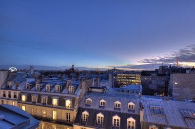 5 Hôtels à Paris pour la plus merveilleuse des nuits de noces
