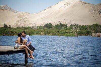 Cinco experiencias que todas las parejas viven durante su luna de miel