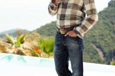 Trendy w modzie męskiej na lato 2013