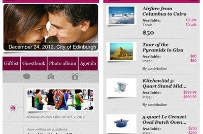 De zes beste bruiloft apps voor de moderne bruid!