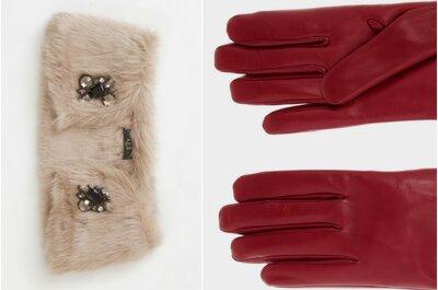 Les accessoires hiver 2015 pour compléter votre look d'invitée