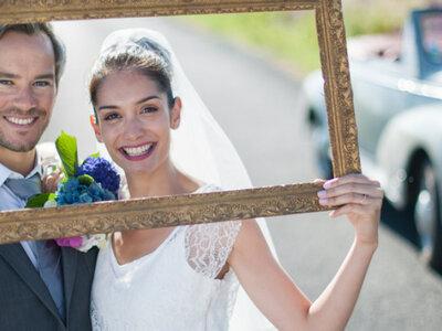 Marcos de matrimonio: Cómo darle un toque vintage y romántico a tu decoración de bodas
