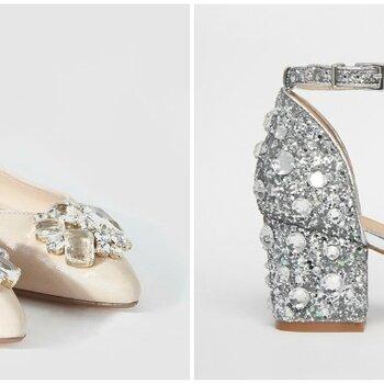Notre sélection de chaussures plates pour un mariage sans mal aux pieds !